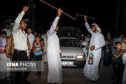 تصاویر | رقص عربی برای میلاد امام حسن(ع) در خوزستان