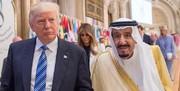 درخواست پادشاه سعودی از ترامپ برای حمله به یمن