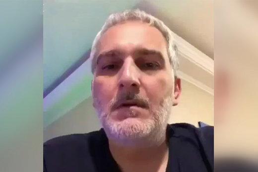فیلم | واکنش بیژن بنفشهخواه به تکرار اسم ژاوی در گزارش بازی پرسپولیس-السد