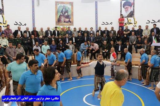 سفر وزیر ورزش و جوانان به آذربایجانغربی