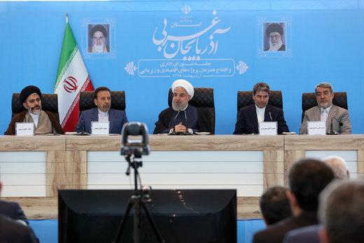 فیلم | خاطره روحانی از دیدارش با یکی از رهبران آمریکا در نیویورک