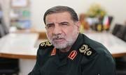 واکنش یک سردار سپاه به سفر عراقچی به فرانسه و رساندن پیام برجامی روحانی به مکرون