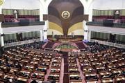 فیلم | چاقوکشی نماینده مجلس افغانستان هنگام انتخاب رئیس جدید مجلس