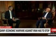 ظریف: آمریکا در جایگاهی نیست که جنگ اقتصادی را به ایران تحمیل کند