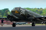 فیلم | پرواز مجدد هواپیمایی که جنگ جهانی را شروع کرد