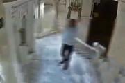 فیلم | بازداشت دزد لوسترهای شمال پایتخت؛ لحظه سرقت را ببینید