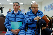 تصاویر | جعبه سیاه بابک زنجانی در دادگاه