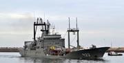 آخرین خبرها از ماموریت دریایی ناوگروه اطلاعاتی-رزمی نیروی دریایی ارتش