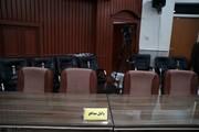تصاویر | دهمین دادگاه متهمان پدیده شاندیز