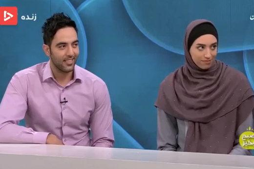 فیلم   ماجرای ازدواج پر سر و صدای کیمیا علیزاده و حامد معدنچی
