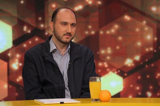 فیلم | کلکل فوتبالی خداداد عزیزی و فروغی مدیر شبکه سه
