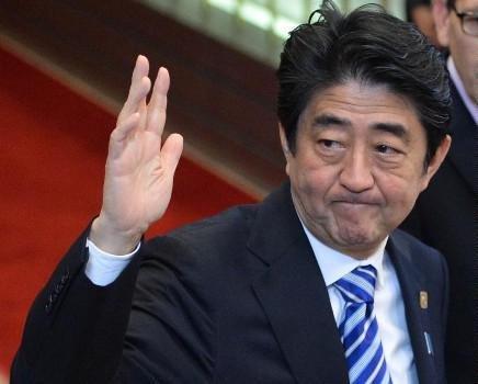 شینزو آبه: به من نگویید «شینزو آبه»!