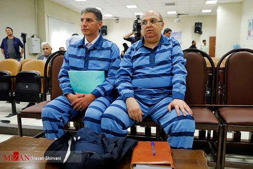 قاضی صلواتی خطاب به جعبه سیاه زنجانی: ۶۰ میلیون دلار بابت ذخیره نفتها به جیب زدهاید