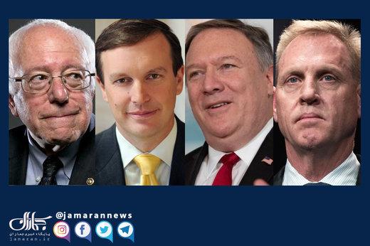 گزارش نیویورک تایمز از نشستهای محرمانه سنا و مجلس آمریکا درباره ایران