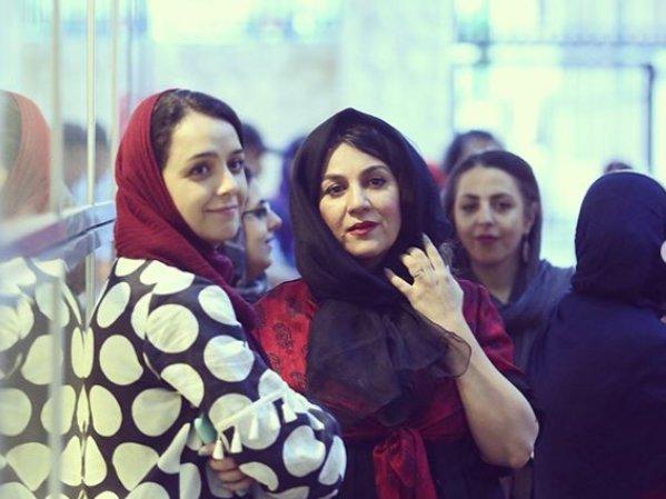 ترانه علیدوستی,بازیگران سینما و تلویزیون ایران,چهرهها در اینستاگرام,شبکههای اجتماعی