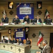 برگزاری جلسه ستاد تسهیل و رفع موانع تولید در استان چهارمحالوبختیاری