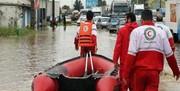 ۱۷ استان درگیر سیل و رعدوبرق/ امدادرسانی به ۲۰۵۰ نفر و فوت ۹ نفر