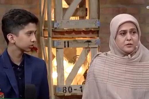 فیلم | ماجرای اعجابانگیز بهبود پسر سرطانی از زبان مادرش