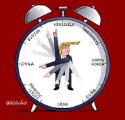ساعت جدید ترامپ رونمایی شد!