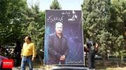 تصاویر | چهرههای ورزشی در هشتمین سالگرد درگذشت ناصر حجازی