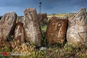 تصاویر | شهر ۸۰۰۰ هزار ساله و اسرارآمیز یئری در اردبیل
