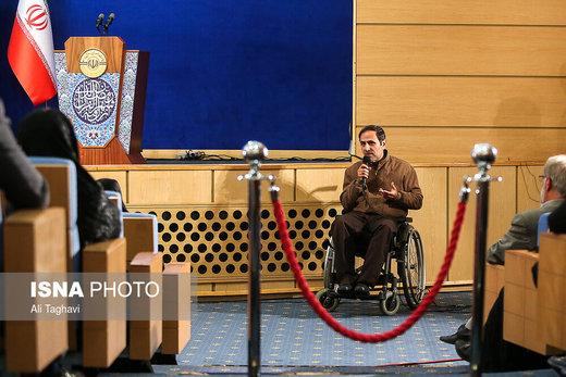 دوازدهمین کنگره ملی تجلیل از ایثارگران با حضور رئیسجمهور