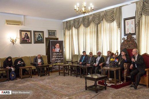 نشست سالگرد امام خمینی (ره) از سوی شورای خلیفهگری ارامنه