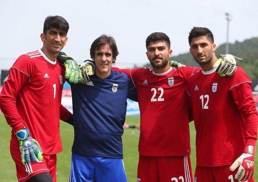 گلر ۱۳ میلیارد تومانی فوتبال ایران کیست؟