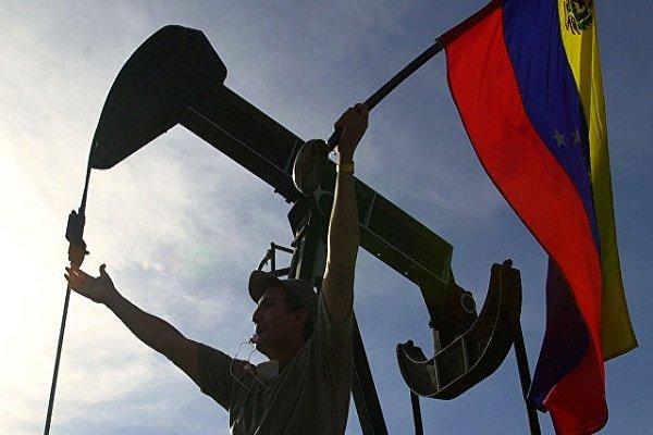 تحریم نفتی امریکا علیه ونزوئلا