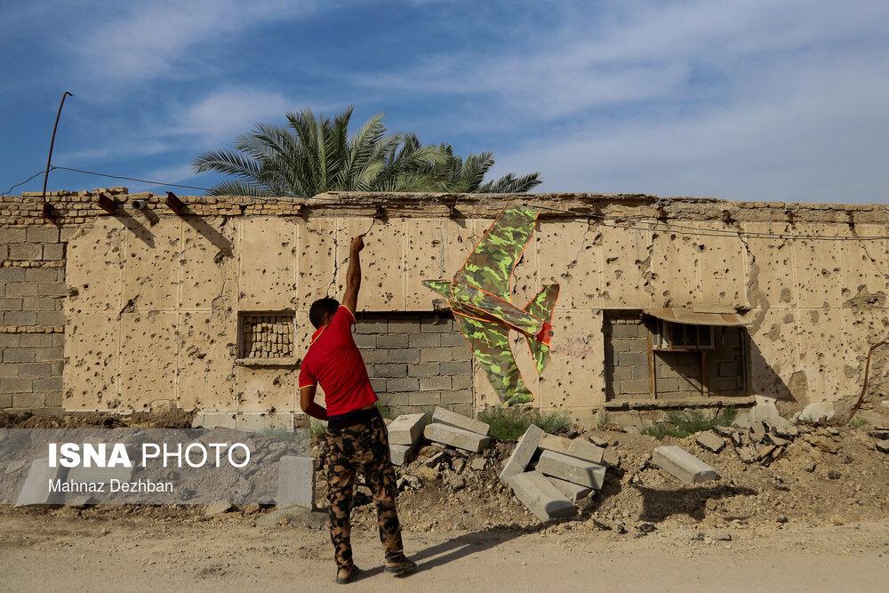 تصاویر | خرمشهر، ۳۱ سال پس از پایان جنگ!