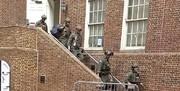 سفارت ونزوئلا در واشنگتن اشغال شد