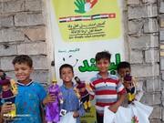 تصاویر | کمکهای مردم لبنان و سوریه به کودکان سیلزده ایرانی