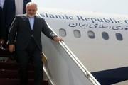 ظریف وارد عراق شد