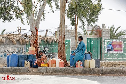 قاچاق بنزین از اوپک ایران