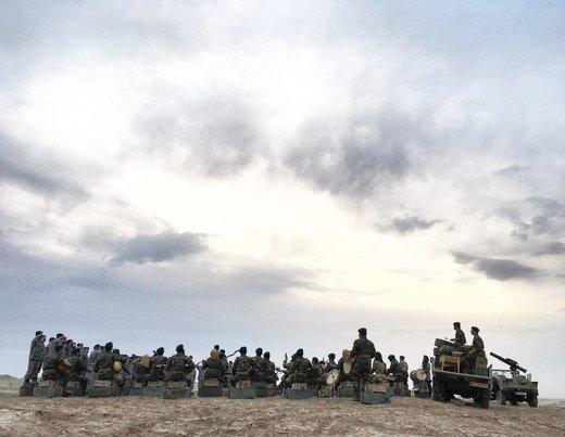 ناگفتههای آزادسازی خرمشهر به روایت موسیقایی تکاوران نیروی دریایی ارتش