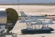 فیلم | هواپیمایی که هواپیما حمل میکند