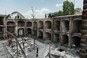 تصاویر | وضعیت بازار تاریخی تبریز دو هفته پس از آتشسوزی