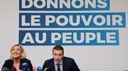 آخرین خبرها از انتخابات پارلمانی اروپا/پیشتازی حزب راست افراطی اتحاد ملی در فرانسه