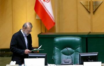 لاریجانی برای دوازدهمین سال پیاپی رئیس مجلس شد