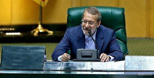 انتقاد لاریجانی از طرح ناتو عربی/ تحرکات شیطنتآمیزی در منطقه دیده میشود