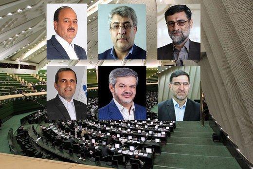 دبیران هیات رئیسه مجلس دهم انتخاب شدند/ سهم برابر فراکسیون امید و ولایی