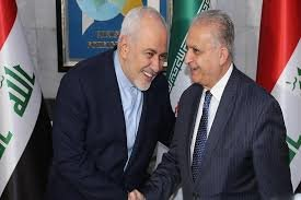 گفتگوی کرونایی ظریف با همتای عراقی