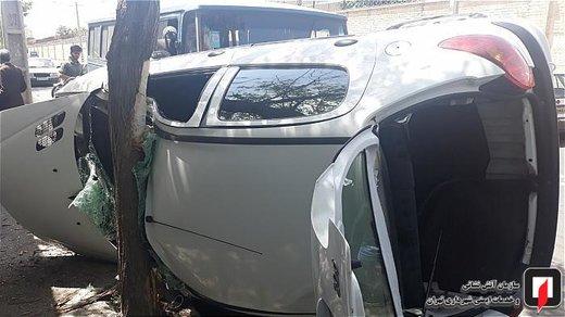تصادفات رانندگی, حوادث شهری, خودرو