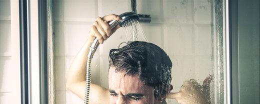 بهترین زمان برای دوش گرفتن چه موقعی است؟