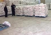 اعتراف عامل توزیع برنجهای تقلبی در یک  فروشگاه زنجیرهای