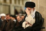 مراسم سوگواری سالروز شهادت امام علی(ع) در حضور رهبر انقلاب