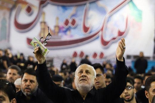 مراسم احیای شب بیست و یکم ماه رمضان در مصلی امام خمینی(ره) اهواز