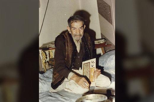 فیلم | شعرخوانی استاد شهریار در وصف حضرت علی(ع)