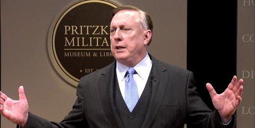 گزینه جانشینی بولتون از ترامپ و عربستان انتقاد کرد