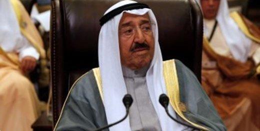 هشدار امیر کویت : باید در قبال تحولات منطقه هشیار بود